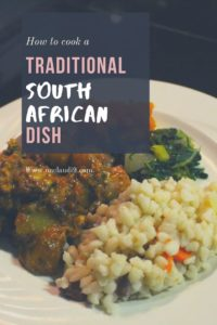 South African cuisine