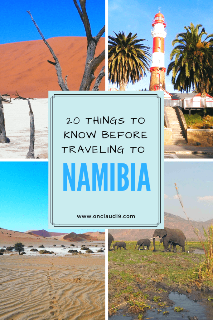 Namibia culture